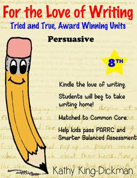 Argument Persuasive 8th Grade