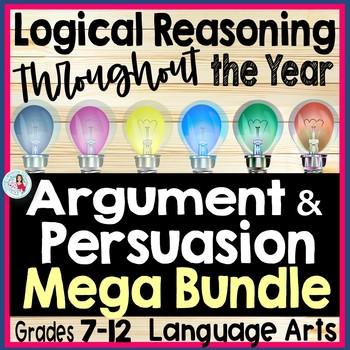Argument & Persuasion: Persuasive Writing & Logical Fallac