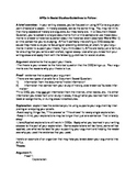 Argument, Proof, Explanation guidelines for social studies