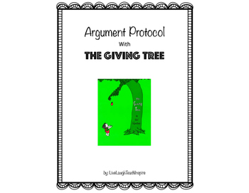 Argument Protocol with The Giving Tree