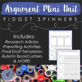 Argument Unit: Fidget Spinners