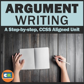 Argument Writing Unit FREE Sample Lessons