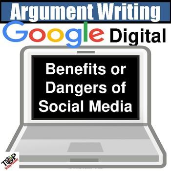 "Argument Writing Unit ""Impact of Social Media"" Google Digital Resource"