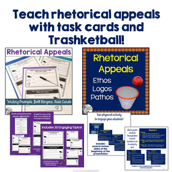 Argument Writing and Rhetorical Analysis Bundle
