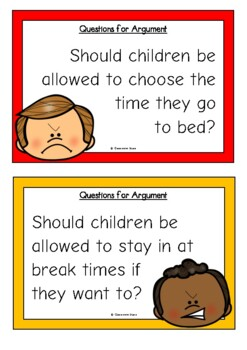 Argument and Discussion