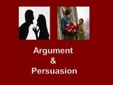 Argument and Persuasion