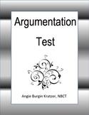 Argumentation Test