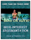 Argumentation: Where Toulmin and Tupac Collide (Lesson Bundle with Keys!)