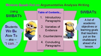 Buy History Eassy Guidelines For Essay Writing  Argumentative Analysis How To Make A Thesis Statement For An Essay also Macbeth Essay Thesis Guidelines For Essay Writing  Argumentative Analysis By Jc Productions Essay Format Example For High School