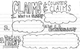 Argumentative Doodle Notes
