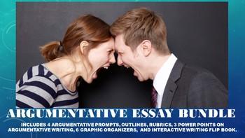 Argumentative Essay Bundle.