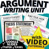 #christmasinjuly21 Argumentative Writing Digital Essay Workshop