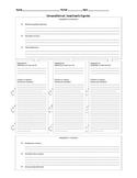 Compare/contrast Essay Graphic Organizer