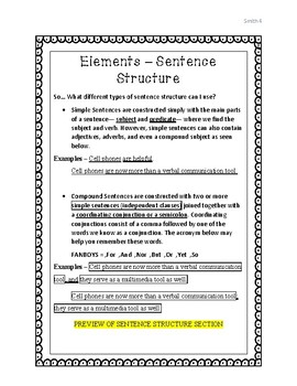 Argumentative Essay Instructions & Example