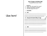 Argumentative Essay Outline (CCSS aligned)