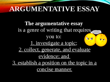 How to write argumentative essay ppt how to write an internship motivation letter