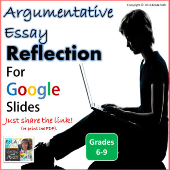 Argumentative Essay Reflection