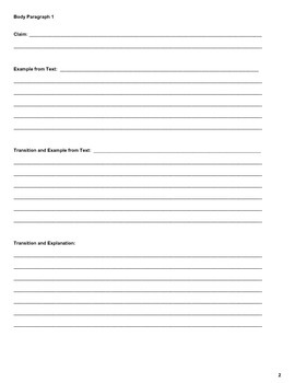 Argumentative Essay Writer!