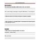 Argumentative Essay Writing Outline