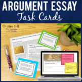 Argumentative Essay Writing Practice with Introductions an