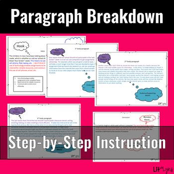 Argumentative Essay Writing Process & Task Cards