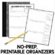 Argumentative Essay Writing Resources : Free Graphic Organizer!