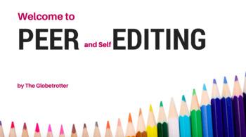Argumentative Essays: Peer and Self Editing