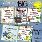ARGUMENTATIVE, NARRATIVE, INFORMATIVE, RESEARCH, & EXPOSITORY WRITING BUNDLE