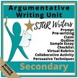 Argumentative, Persuasive Essay, Collaborative Writing, Di
