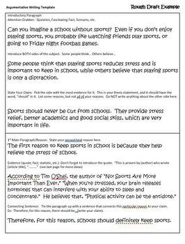persuasive template essay examples organize test prep  argumentative persuasive template essay examples organize test prep 6 7 8 9 10