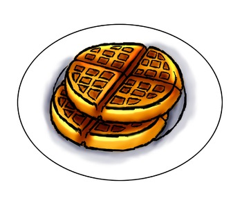 Argumentative/Persuasive Writing: Pancakes Vs. Waffles!