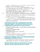 Argumentative Prompt, articles, and outline sheet