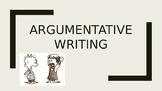 Argumentative Unit Powerpoint
