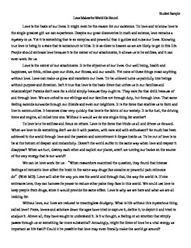 Argumentative Writing: Final Test B (Common Core)