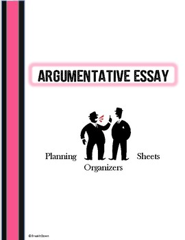Read 180  Argumentative Writing Graphic Organizers
