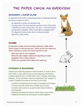Argumentative Writing Instructional Workbook Grades 7-10: HARD COPY
