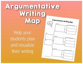 Argumentative Writing Map