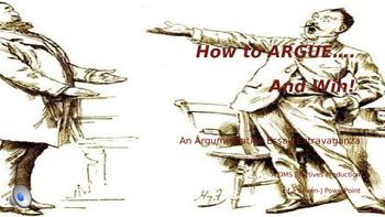 Argumentative Writing Powerpoint