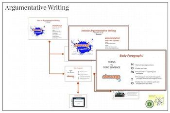 Argumentative Writing Prezi