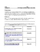 Argumentative Writing/Research Simulation Task/ PARCC Prep