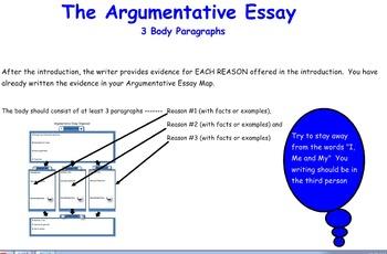 Argumentative Writing - Smart Notebook