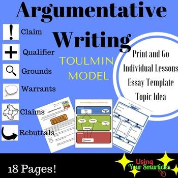 toulmin essay topics