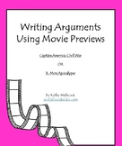 Argumentative Writing Using Captain America and X-Men Movi