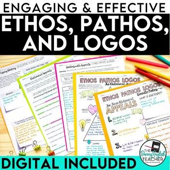 Ethos, Pathos, Logos and Argumentative and Persuasive Writing Strategies