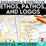 Ethos, Pathos, Logos: Understanding and Writing with Rheto