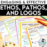 Ethos, Pathos, Logos and Argumentative and Persuasive Writ
