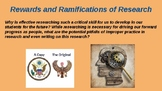 Argumentative and Research Writing with Evidence Professional Development Slides