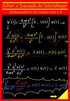 Arguments to obtain the Schrödinger equation I
