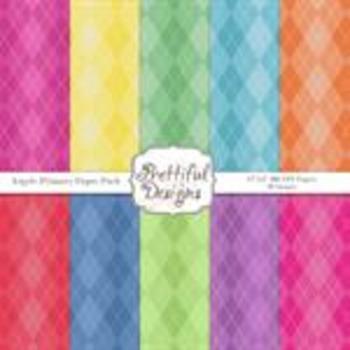 Argyle Primary Paper Pack