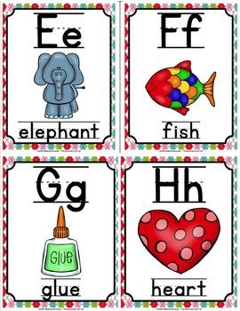 Alphabet: Argyle